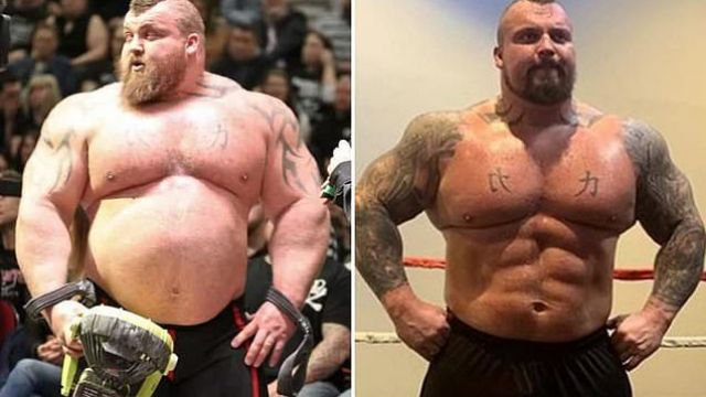 Eddie Hall - World's Strongest Man