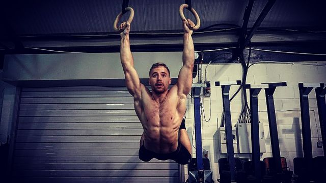 "Mitch Adams – UK #1 Crossfit Champion – ""UK's Fittest Man"""